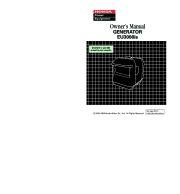 Honda Generator EU3000is Portable Owners Manual page 1