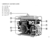 Honda Generator E2500 Owners Manual Owners Manual page 6