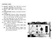 Honda Generator E2500 Owners Manual Owners Manual page 8