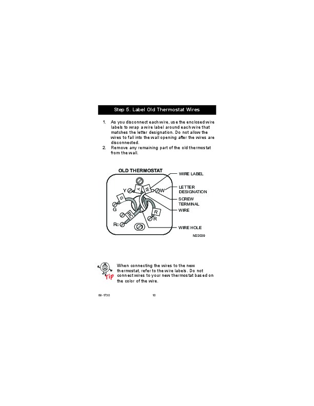 Honeywell rth7500d programmable thermostat owners guide honeywell rth7500d programmable thermostat owners guide page 10 cheapraybanclubmaster Images
