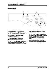 Champion 3000 3500 Generator Owners Manual page 10