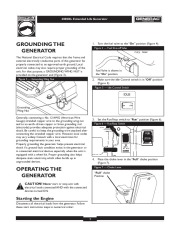 Generac 4000XL Generator Owners Manual page 7