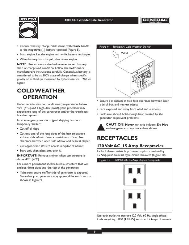 generac 4000xl generator owners manual rh home appliance needmanual com Parts Generator Engine Generac Lookup4000xl Parts Generator Engine Generac Lookup4000xl