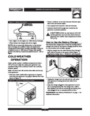 Generac 4000EXL Generator Owners Manual Owners Manual page 8