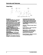 Champion 3500 4000 Generator Owners Manual page 10