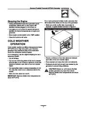Generac SVP5000 Generator Owners Manual page 7