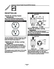 Generac SVP5000 Generator Owners Manual page 8