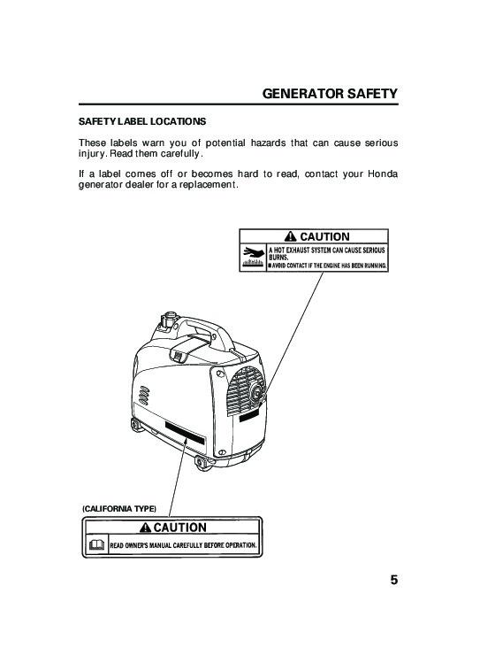 honda generator eu1000i portable owners manual rh home appliance needmanual com Honda Generator EU1000i ManualDownload honda eu1000i generator repair manual