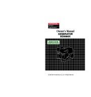 Honda Generator EG5000X Owners Manual page 1