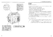 Honda Generator EM650 Owners Manual page 4