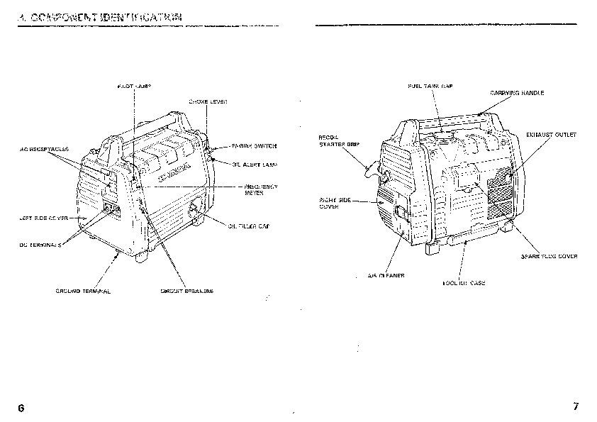 honda em650 generator parts diagram  honda  auto wiring