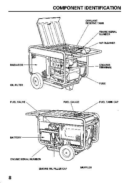 honda generator es6500 owners manual rh home appliance needmanual com honda es 6500 manual instruciones espanol honda generator es6500 owner's manual