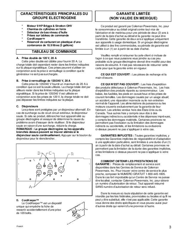 Coleman Powermate Pro Gen 5000 PM0535202 Generator Owners Manual on lg wiring diagrams, honeywell wiring diagrams, empire wiring diagrams, audiovox wiring diagrams, champion wiring diagrams, nec wiring diagrams, generac wiring diagrams, dewalt wiring diagrams, nutone wiring diagrams, whirlpool wiring diagrams, wagner wiring diagrams, honda wiring diagrams, apc wiring diagrams, westinghouse wiring diagrams, vanguard wiring diagrams, hyundai wiring diagrams, sony wiring diagrams, home wiring diagrams, electrical wiring diagrams, panasonic wiring diagrams,