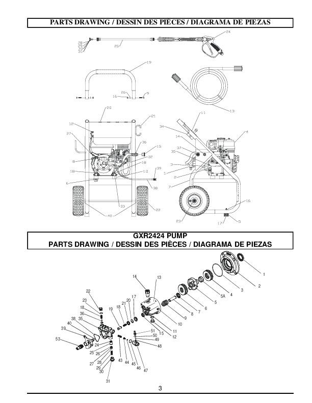 Coleman generator manual Pm542000