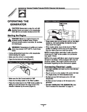 Generac 5500XL Generator Owners Manual page 6