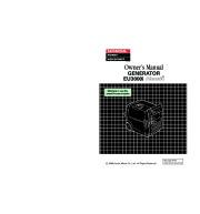 Honda Generator EU3000i Portable Owners Manual page 1