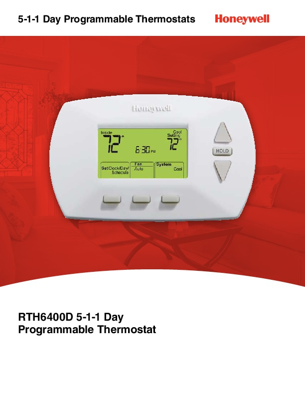 how to open honeywell thermostat to change battery