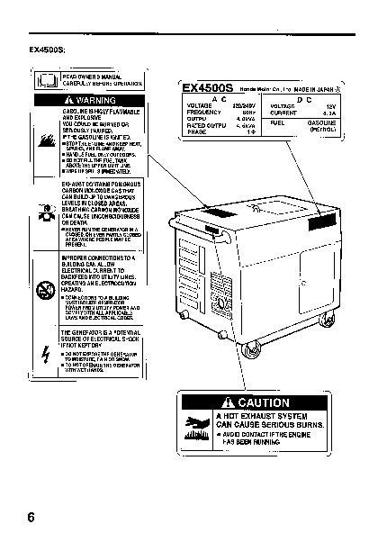 honda eb11000 generator wiring diagram  honda  wiring
