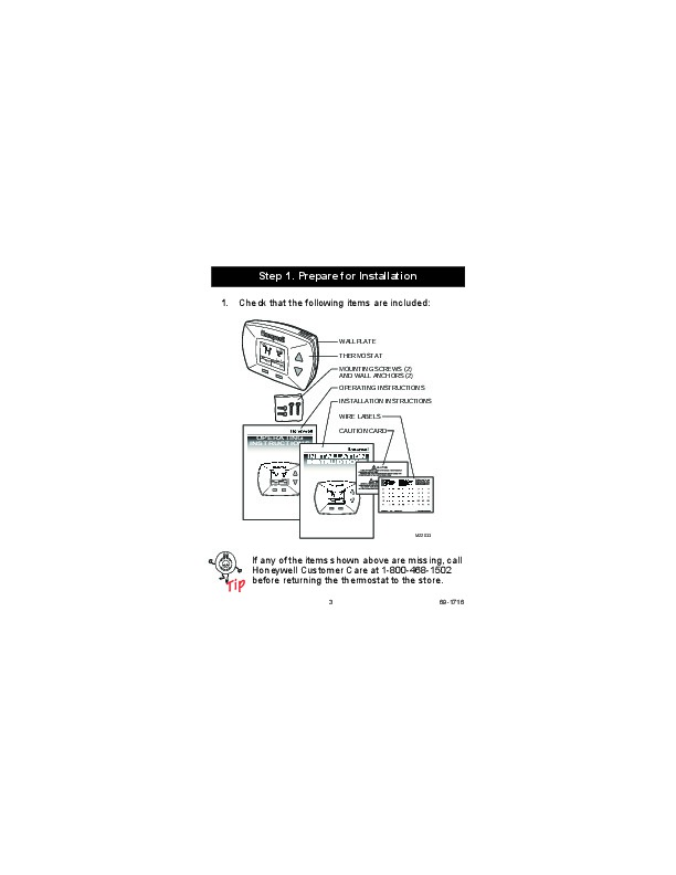 honeywell rth5100b wiring diagram   33 wiring diagram
