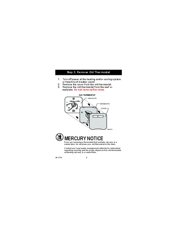 494270 Help Verifying Heat Pump Wiring moreover Hvac Heating And Cooling Thermostats also 13901 in addition T8600d2028 in addition Old Honeywell Programmable Thermostat. on wiring thermostat subbase