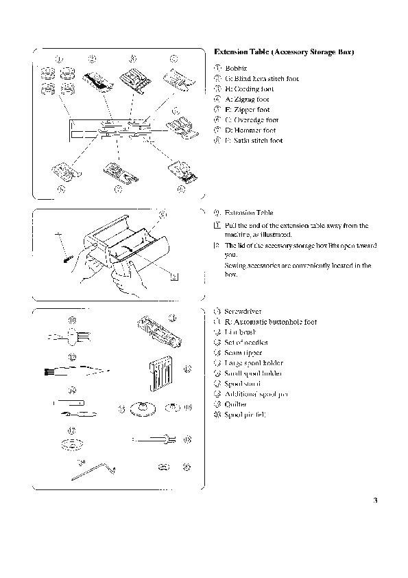janome memory craft 6000 manual pdf