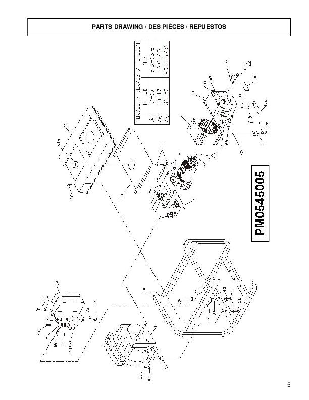 Coleman 7670b856 Repair Manual