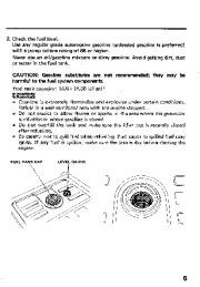 Honda Generator ES6500 EL5000 Owners Manual page 7