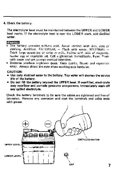 Honda Generator ES6500 EL5000 Owners Manual